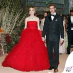Beatrice Borromeo Ballo della Rosa abito Giambattista Valli gioielli Piaget