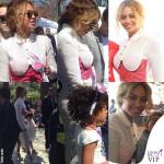 Alla Casa Bianca Beyoncé mostra le coppe