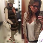 Carolina Marcialis borsa Chanel Flap