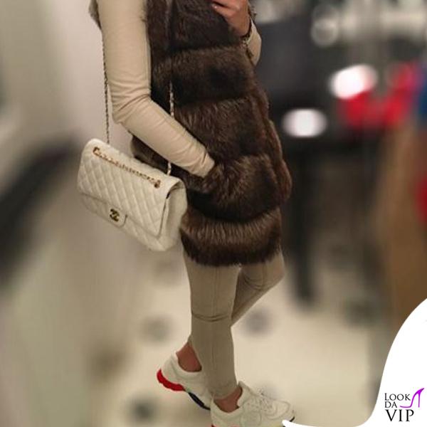 Carolina Marcialis borsa Chanel Flap 2