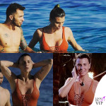 Claudia Galanti Isola dei Famosi costume Pin Up Stars 3