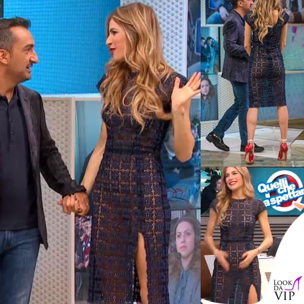 Eleonora Pedron abito Luisa Beccaria