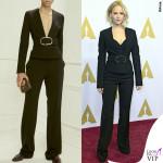 Jennifer Lawrence tailleur Stella McCartney 2
