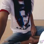 Kendall Jenner tshirt Hillary Clinton Marc Jacobs