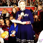 Lena Dunham maglione Grant Knits