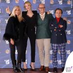 Mara Venier Alessia Marcuzzi Alfonso Signorini Piero Chiambretti presentazione Isola dei Famosi