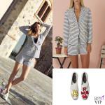 Melita Toniolo completo Mariuccia Milano scarpe Leo Studio Design 2