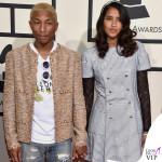 Pharrel Williams giacca Chanel Helen Laisichanh abito Chanel