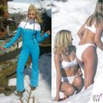 Pixie Lott, ghiaccio bollente in Svizzera