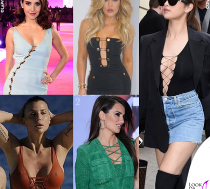 Alison Brie, Khloe Kardashian, Selena Gomez, Penelope Cruz, Claudia Galanti