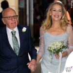 nozze Rupert Murdoch Jerry Hall abito Vivienne Westwood ballerine Roger Vivier 4