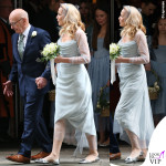 nozze Rupert Murdoch Jerry Hall abito Vivienne Westwood ballerine Roger Vivier 5