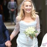 nozze Rupert Murdoch Jerry Hall abito Vivienne Westwood ballerine Roger Vivier 6