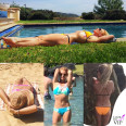 Britney Spears bikini Victoria's Secret