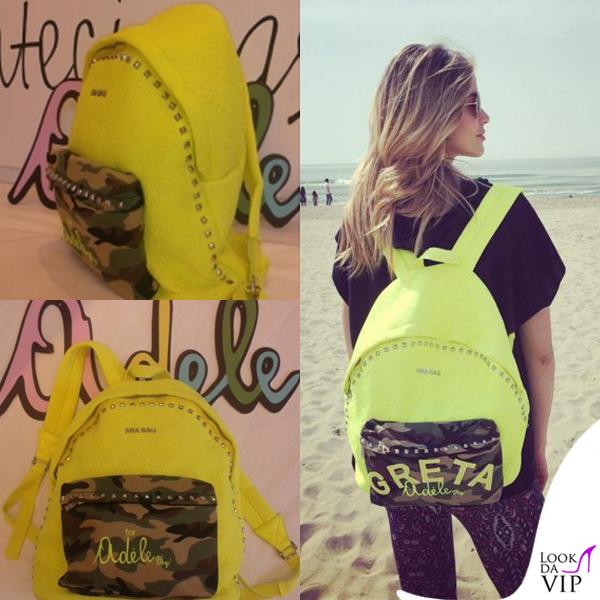 zaino Mia Bag for Adele Virgi