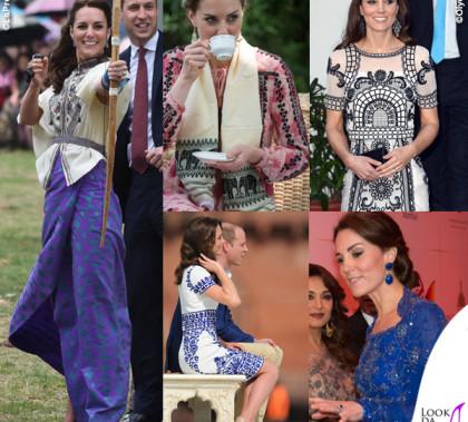 Kate Middleton India