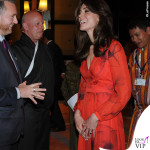 Kate Middleton India sesto giorno abito Belulah Juliet sandali Gianvito Rossi orecchini Cassandra Goad