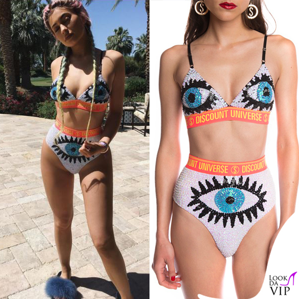 Kylie Jenner bikini Discount Universe 2
