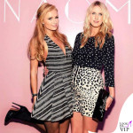 Nicky Hilton abito Dolce & Gabbana scarpe Christian Louboutin clutch Edie Parker