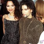 Prince 1999 con la moglie Mayte Garcia