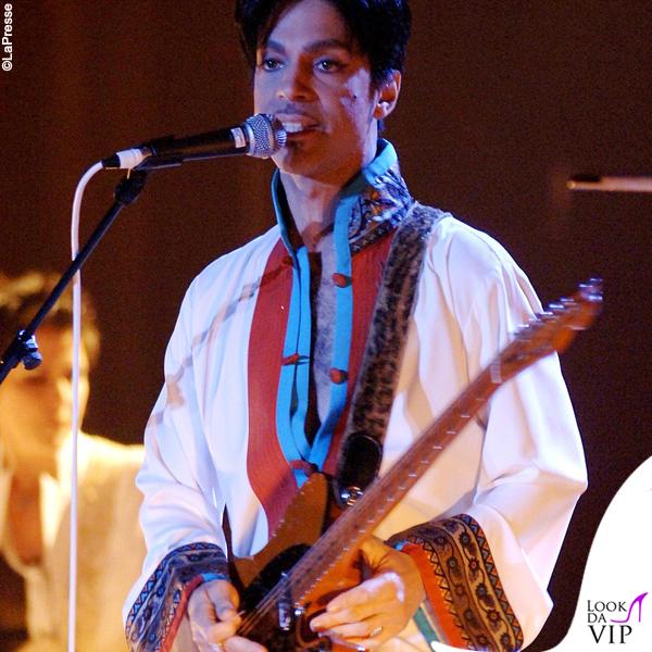 Prince 2006 Brit Awards
