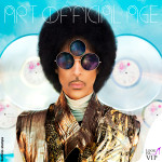 Prince 2014 cover album Art Official Age