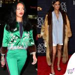 La passione pelosa di Rihanna
