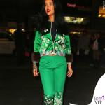 Rihanna tuta Gucci boots Celine occhiali Jean Paul Gaultier 4