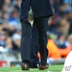 Zinedine Zidane pantaloni strappati Champions League Real Madrid - Manchester City 3