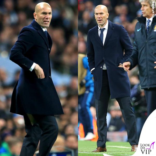 Zinedine Zidane pantaloni strappati Champions League Real Madrid - Manchester City 9