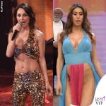 """Tatangelo vs """"Belen"""": in tv vince il nudo"""