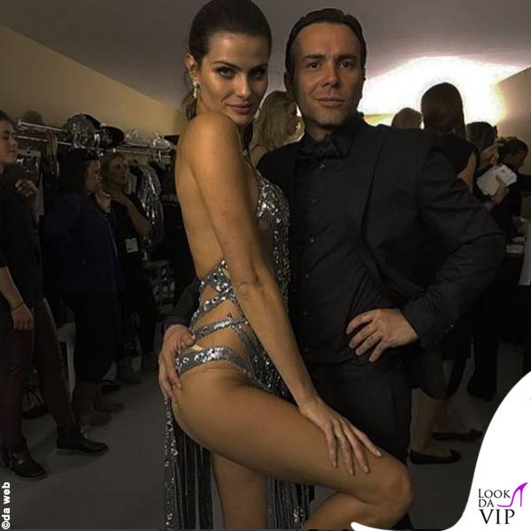 Isabeli Fontana amFAR Gala 2