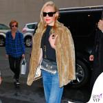 Kate Bosworth jeans Citizen of Humanity occhiali Celine borsa Prada scarpe Louboutin