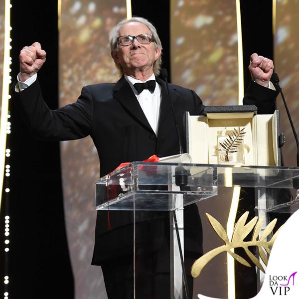 Ken Loach Cannes Palma d'Oro 2016