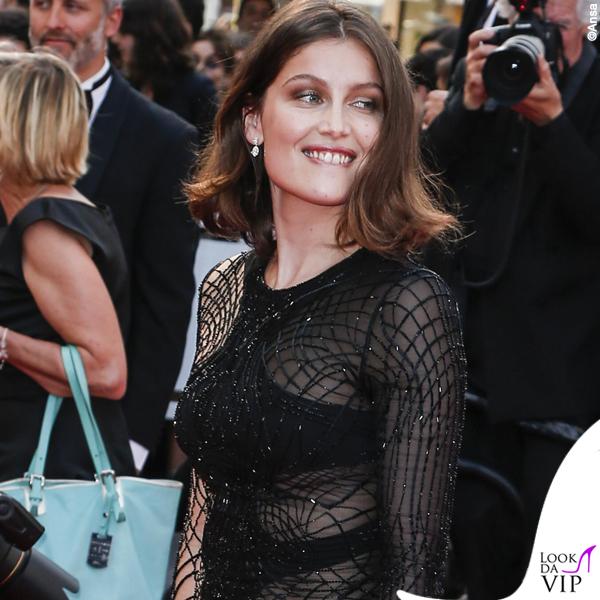 Laetitia Casta abito Atelier Versace
