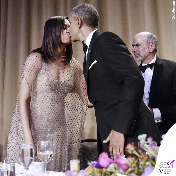 Michelle Obama abito Givenchy