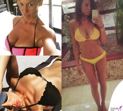 Nicole Minetti bikini Tezenis e Tezuk