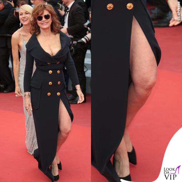 Susan Sarandon abito Jean Paul Gaultier 7