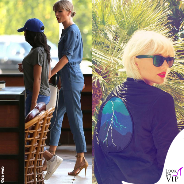 Taylor Swift tuta Trina Turk