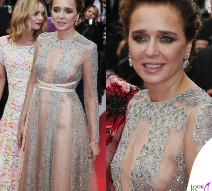 Valeria Golino Cannes 2016 serata inaugurale abito Valentino