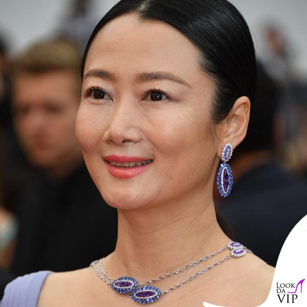 Zhao Tao gioielli Chopard
