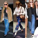 Ecco la vita (alta) delle star… in jeans