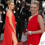 Kate Moss Cannes 2016 premiere Loving abito Halston