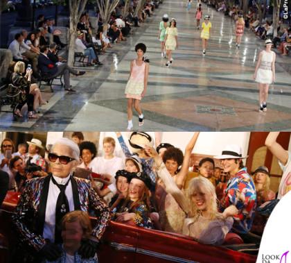 sfilata Chanel Cruise 2016 Cuba