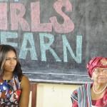Michelle Obama in Africa 2