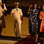 Michelle Obama in Africa 11