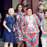 Michelle Obama in Africa 9