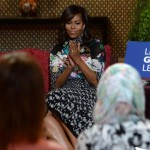Michelle Obama in Africa 14