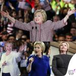 Hillary Clinton criticata per colpa di Armani