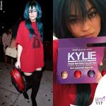 Kylie Jenner zaino Gucci